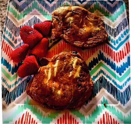 Vegan + Gluten Free Protein Pancakes